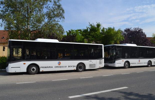 autobuze,Bocșa