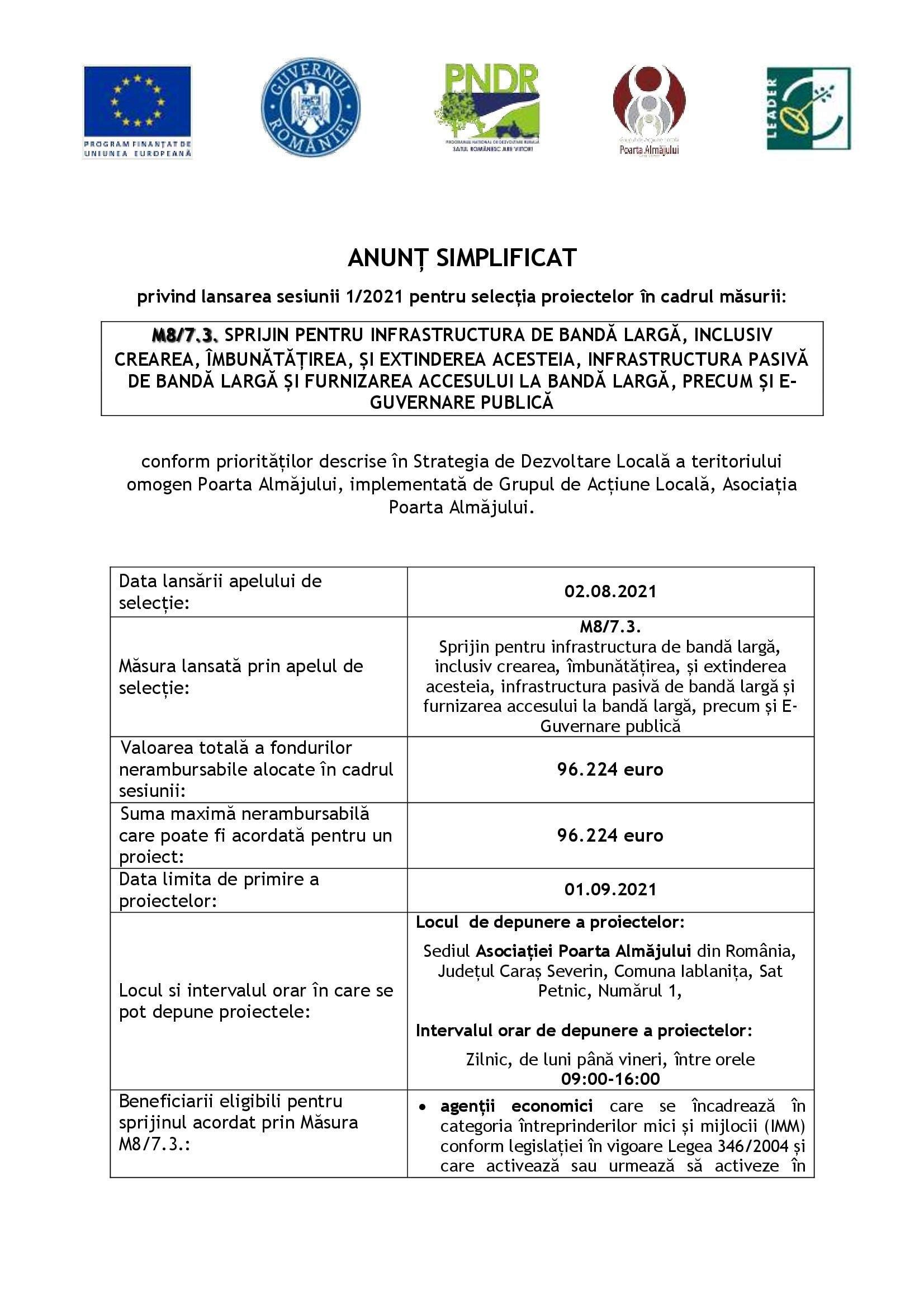 13.anunt lansare simplificat m8 7.3 00001