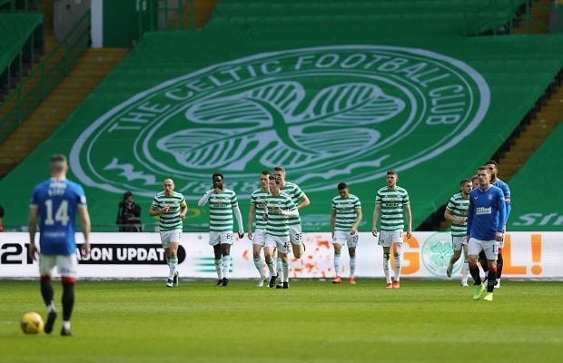 scottish premiership celtic v rangers