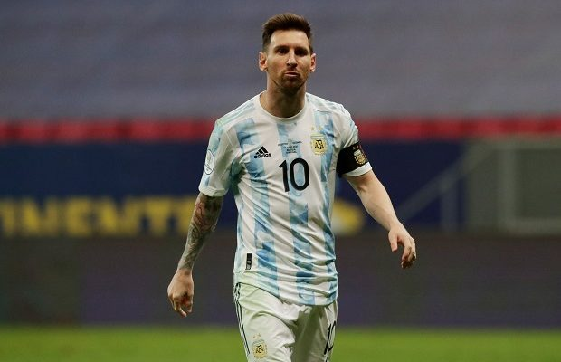 copa america 2021 semi final argentina v colombia