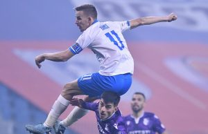fotbal:universitatea craiova fc arges, liga 1 casa pariurilor (29.01.2021)
