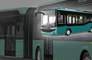 autobuz electric