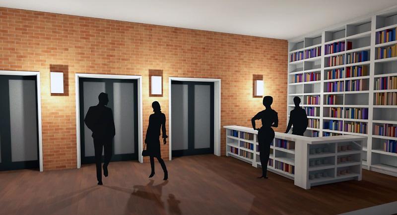 biblioteca oravita
