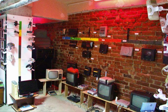 camera jocuri prezentare