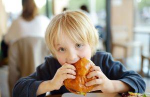 copil hamburger
