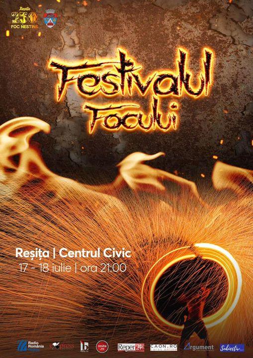 festivalul focului resita