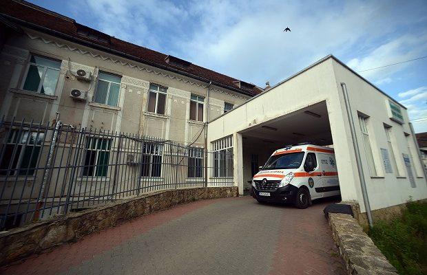 spital lugoj ambulanta