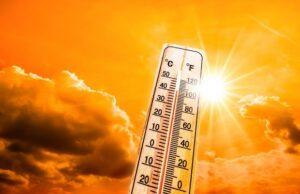 termometru canicula