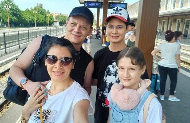 bogdan toba si familia