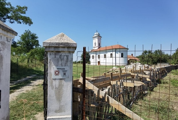 manastirea zlatita