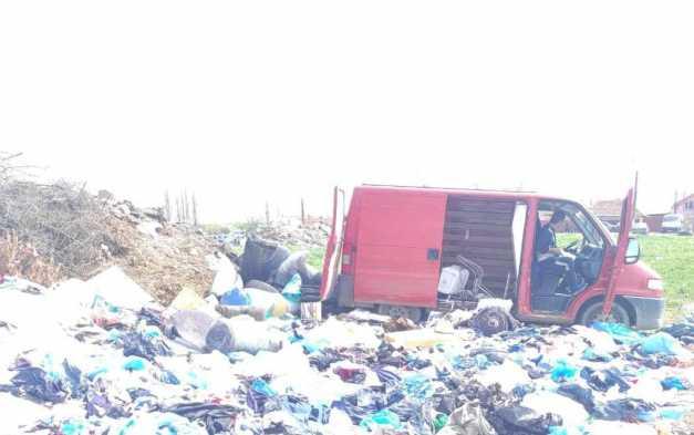 masina confiscata garda de mediu