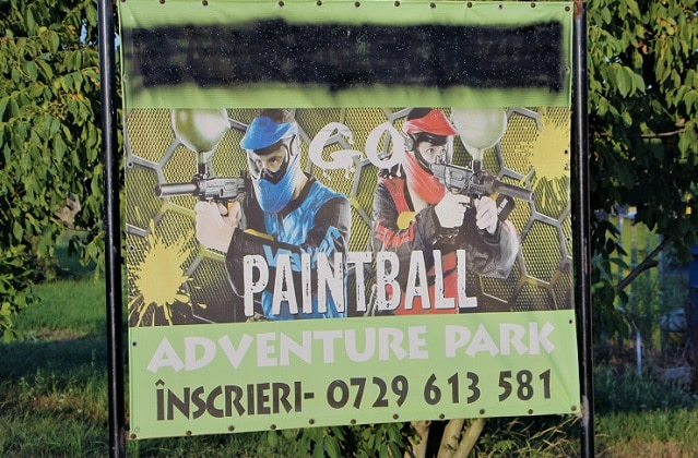 paintball buzias