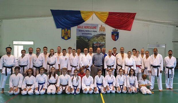 poza de grup judo