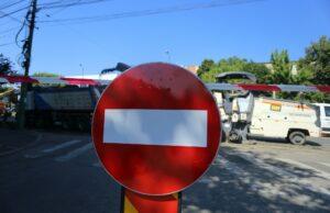 restrictii trafic stop