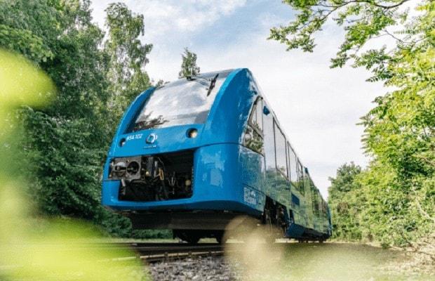tren hidrogen