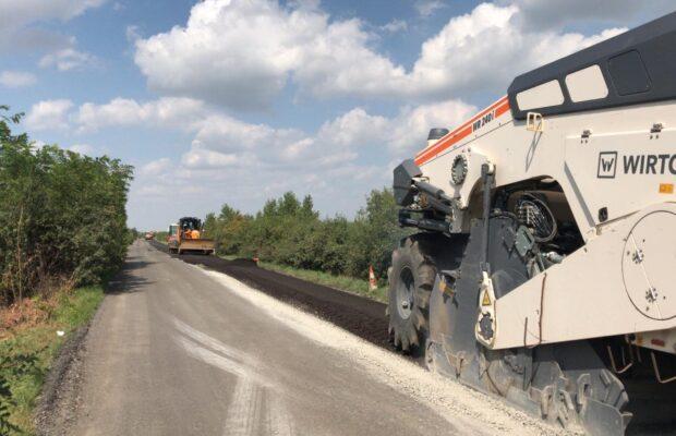 asfaltare in situ timis