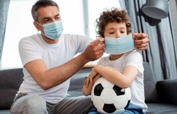 fotbal coronavirus