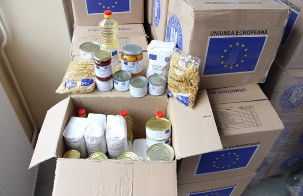 pachete alimente