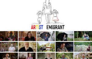 afis artist emigrant