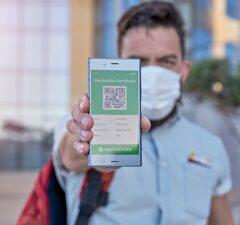 certificat verde angajat