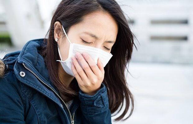 woman got sick