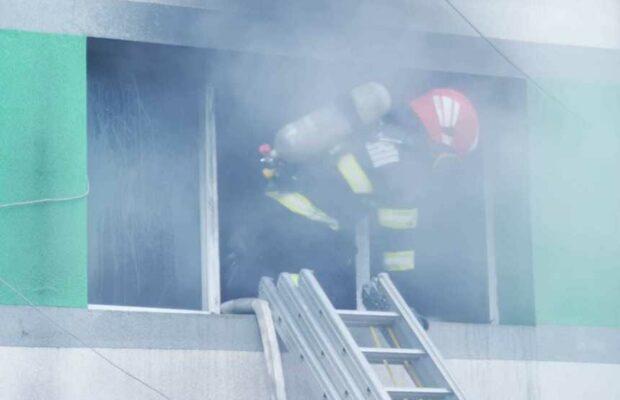 incendiu spital constantaâ
