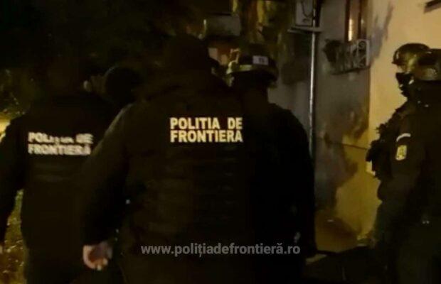 perchezitii politia de frontiera