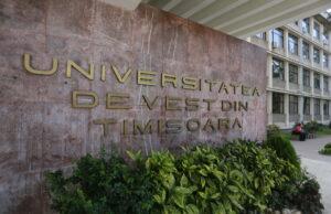 universitatea de vest timisoara